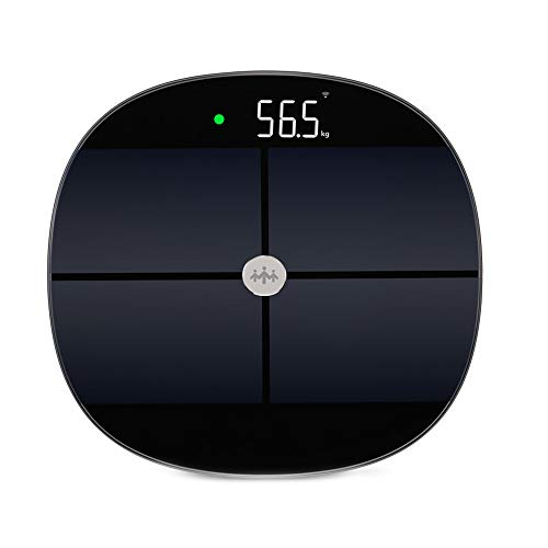Weighing,Digital Body Weight Bathroom, Precision Digital Bathroom Scales, Easy-to-Read Backlight, Glass Top, 400 Pounds Scales/180kg, for Weight Lose or Health Monitor