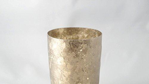 HORIE(ホリエ)『チタン二重タンブラー窯創りプレミアム(T-08-KM350)』