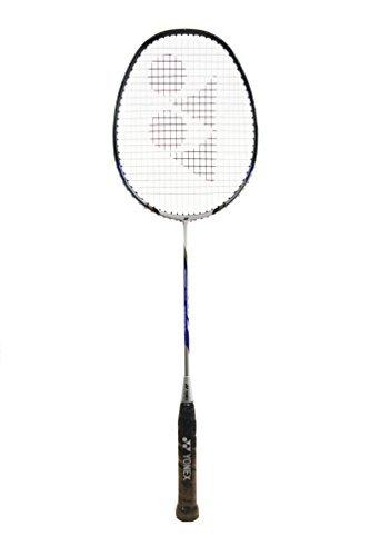 Yonex Nanoray 20 Badmintonschläger, Weiß / Königsblau