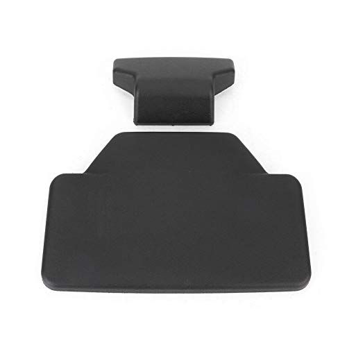 East buy Motorcycle Back Pad, Motorcycle Rear Back Seat Pad Cushion Backrest Fits for F800GS R1200GS.(A)