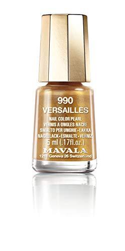 Mavala Mini Color Vernis à Ongles Crème 5 ml - 990 : Versailles