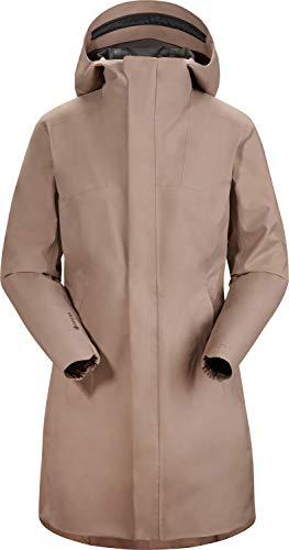 Arc'teryx Codetta Coat Women's   Everyday Gore-Tex Raincoat   Jute, X-Small