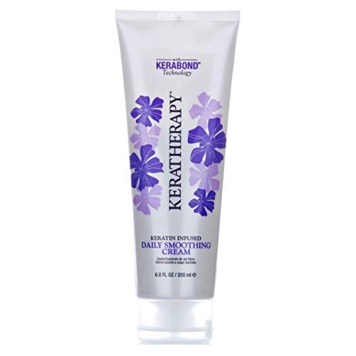 Keratherapy - Keratin Infused Daily Smoothing Cream 200Ml/6.8Oz - Soins Des Cheveux