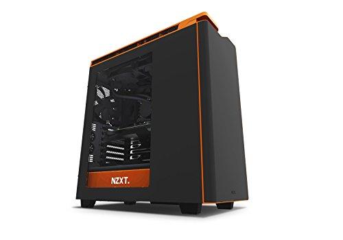 NZXT H440 Midi-Tower Nero, Arancione