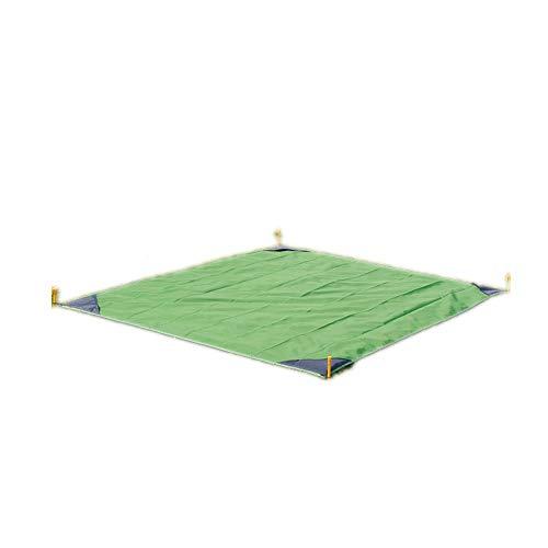 XGTsg Un Pique - Nique Pique - Nique Mat Imperméable Pliables Pelouse Beach Mat Les Tapis Imperméables Pique - Nique Mat 200 * 140 Cm,Armée Green