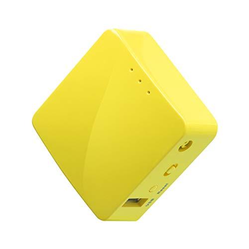 GL.iNET GL-MT300N-V2 Wireless Mini Portable Travel Router, Mobile...
