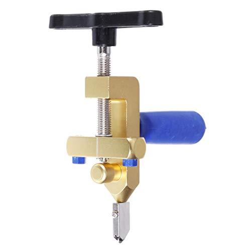 F Fityle -en-1 Empuñadura Manual Cortador de Azulejos de Cerámica de Vidrio Abridor de Corte Herramienta de Empuje Manual