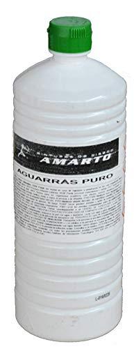 Aguarras Puro. diluyente para productos sinteticos y grasos. (1 L.)