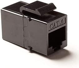 Vericom CAT6 RJ45 Inline Keystone Coupler