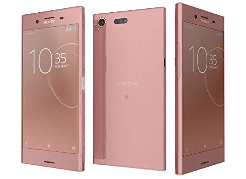 Sony Xperia XZ Premium 4G LTE Unlocked G8141 64GB Dust Proof 4K 5.46 inches 19MP (LTE USA Latin Carribean Europe) International Version No Waranty (Bronze Pink)