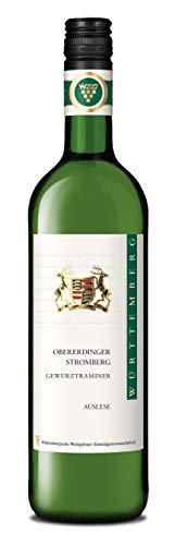 Württemberger Wein Oberderdinger Stromberg Gewürztraminer Auslese (1 x 0.75 l)