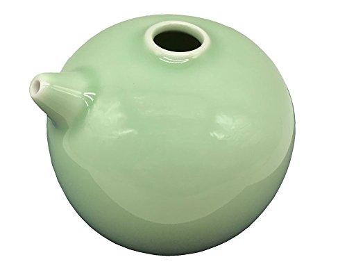 Easyou Porselein Water Dropper Container voor Kalligrafie en Schilderij Keramische Oosterse Kunstlevering Kleur: Jade