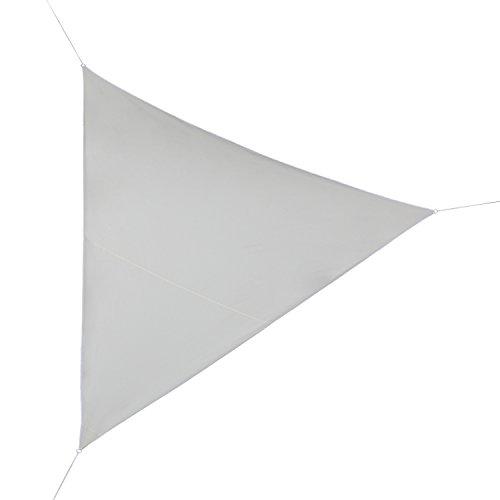 JFB SCR-011 3.6 BEIGE Voile d'ombrage triangulaire Beige 360 x 360 x 10 cm