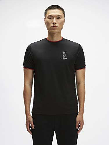 NORTH SAILS T-Shirt Winton in Nero 4XL