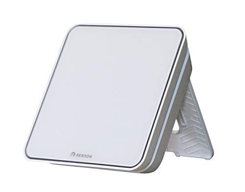 RENSON Sense. Sensor Monitor Inteligente de la Calidad del Aire Interior WiFi. Sensor CO2 - Humedad - VOC - Iluminación - Ruido y Temperatura.