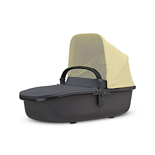 Quinny 1503205000 Hux Kinderwagenaufsatz, passend für Hubb Kinderwagen, ultraleichte Babywanne, grau