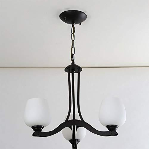Shfmx Nordic minimalistische Schlafzimmer Deckenleuchte, Vintage Stil handgefertigt Rattan Lampenschirm Wohnzimmer Büro Deckenleuchte Laterne Runde Bambus Lampe