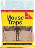 Bayer Garden Wooden Mousetrap x 2