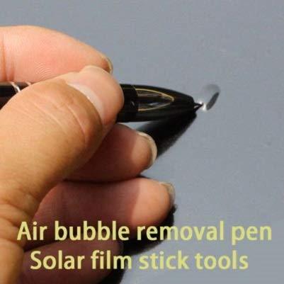 StickersLab precisiegereedschap voor het verwijderen van luchtbellen van vinyl.