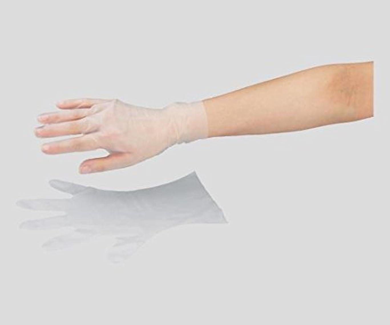 小切手デコードするペンスアズワン1-1683-02フィット手袋S