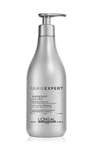 Loreal expert silver shampoo (white s) 500 ml