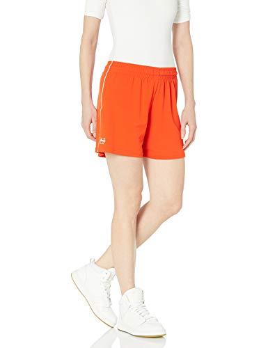 Intensity - Basketball-Shorts für Damen in Orange, Größe XXS
