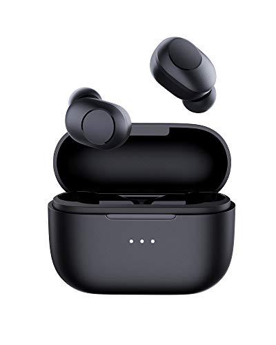 AUKEY Bluetooth Kopfhörer Kabellose Ohrhörer In-Ear-Erkennung mit Wireless Laden und USB-C, IPX5 Wasserdicht, 30H Laufzeit, Integriertes Mikrofon und Berührungssteuerung