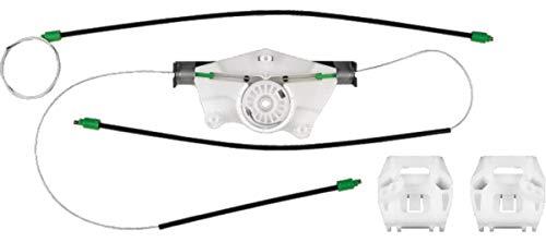 Bossmobil Golf 4 (1J1, 1J5), Delantero derecho, kit de reparación de elevalunas eléctricos
