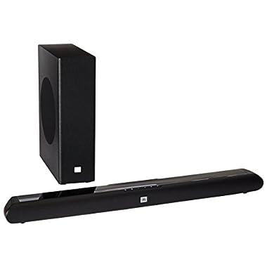 JBL Cinema SB150 2.1 Soundbar With Compact Wireless Subwoofer