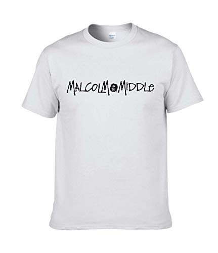 T-shirt Malcolm in The Middle pour homme - Blanc - XXL