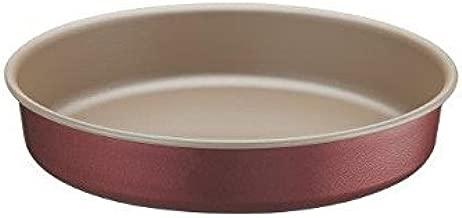 Assadeira Redonda de Alumínio com Revestimento Interno Antiaderente Tramontina Brasil Vermelho