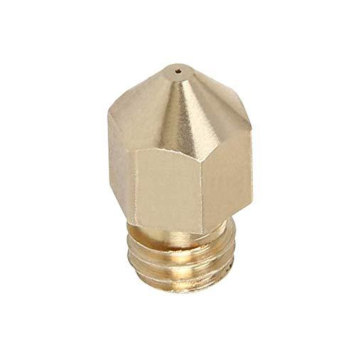 Premium Brass MK8 0.4mm 3D Printer Nozzle