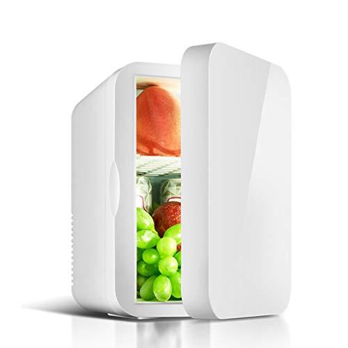 GLY 6L Mini kühlschrank kleinen haushalts schlafsaal eintürige kühlung Auto nach Hause dual-use 12 V / 220 V Auto kühler for Insulin, Kosmetik, Obst, EIS cola, Medizin