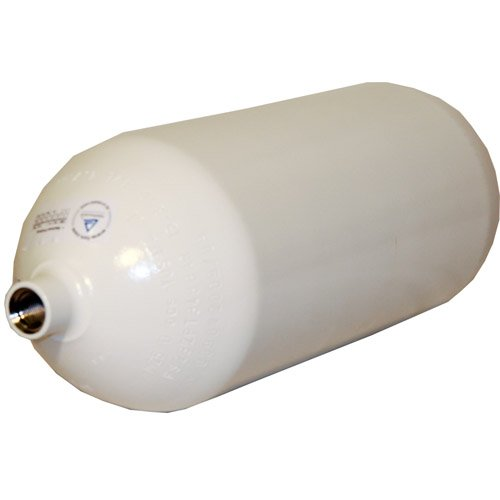 Polaris 15 L cuerpo acero Diving respiración Gas - 19015