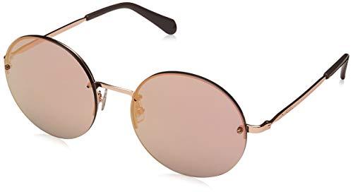 Fossil Sonnenbrille Fos2083/S-Au2-56 Damen Gafas de sol, Rosa (Pink), 56.0 para Mujer
