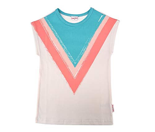 Baba Girl Kleid Triangle Jersey Single Lycra digital Print 152