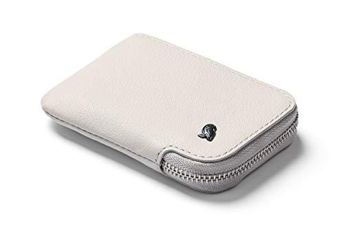 Cartera Tarjetero de Piel Bellroy Card Pocket Wallet (Máx. 15 Tarjetas y Billetes) Alabaster