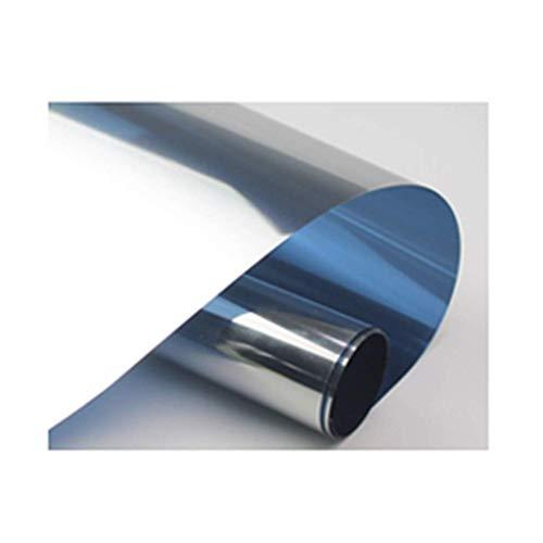 ZXL Raamfolie zonwerende folie wegwerp doorzichtig glas balkon schaduw sticker venster Home anti-spion papier uv blokkering rate: 99% 110 * 150 cm (grootte: 70 * 150 cm)