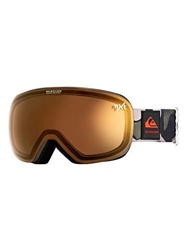 Quiksilver QS_R - Masque de Ski/Snowboard - Homme - One Size - Marron
