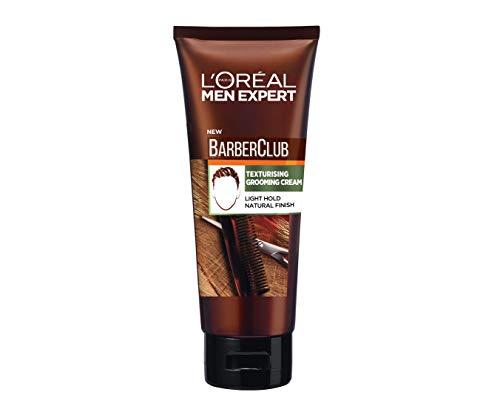 L'Oreal Men Expert Men's Hair Styling Cream Barber Club Texturising...