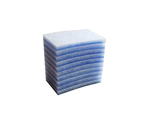 Ersatz-Filtermatten-Set für Tecalor THZ 304-504 SOL/eco/flex Abluft, TVZ 370 plus - 10 Stück