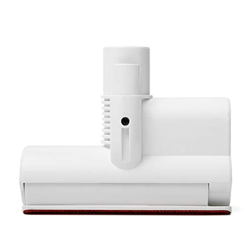 FAUA Cepillo de Piedra Mediano, Adecuado para aspiradoras inalámbricas de 35 mm, Cabezal de Cepillo para Eliminar ácaros, se Puede Usar para Limpiar sábanas y ácaros en Almohadas.…