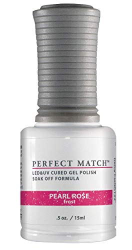 LECHAT Perfect Match Nail Polish, Pearl Rose, 0.500 Ounce by LeChat