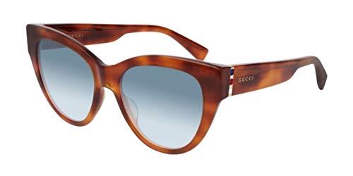 Gucci GG0460S-003 gafas de sol, LA HABANA, 53.0 para Mujer