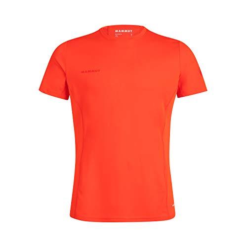 Preisvergleich Produktbild Mammut Herren T-shirt Sertig,  rot,  XXL