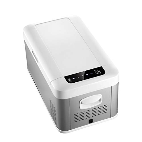 LXDDB Auto Kühlschrank 18L Car Home Dual-Use-Kompressor-Kühlung Mini Kleine Gefriertruhe Auto (Größe: Auto)