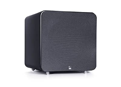 Roth Audio OLI KH30 8 inch Active Sub Woofer with Rear Controls and Ports - Black from Roth Audio