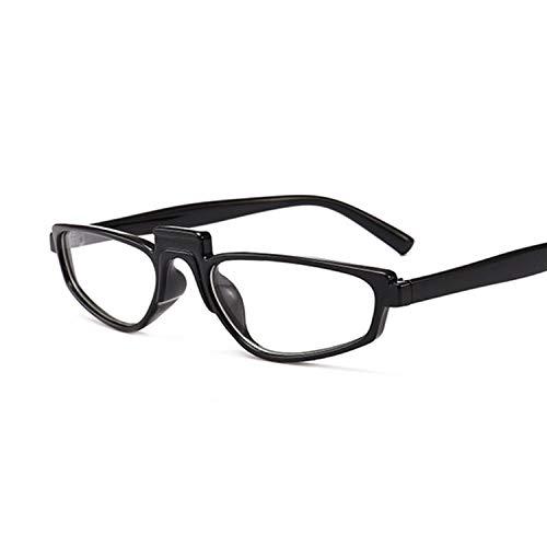 IRCATH Gafas de Sol Negras de Moda para Mujer, Estilo Popular de Verano para Mujer, Gafas de Sol Frescas Vintage, Gafas de Sol para Pesca, Golf, Ciclismo, Senderismo, Gafas-C6