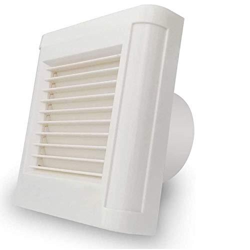 RJSODWL Pared Ventana Extractor de Aire Baño Cocina Inodoros Ventiladores Ventiladores Ventilador de extracción de Ventanas