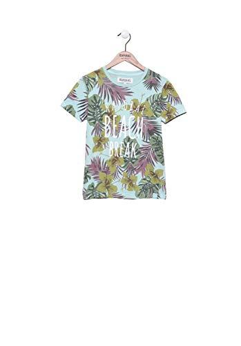 KAPORAL ELLO Camiseta, Azul Water, 4 Años para Niñas